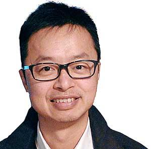 民建聯區議會選舉的票王洪錦鉉