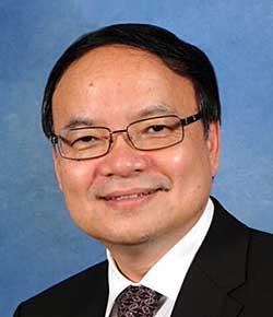 南洋理工大學公共管理研究生院院長劉宏教授