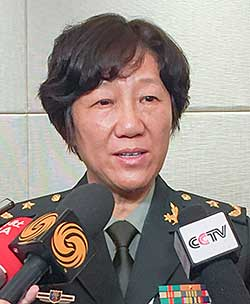 中國軍事科學院姚雲竹博士
