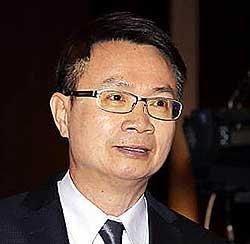 新南向政策辦公室主任黃志芳