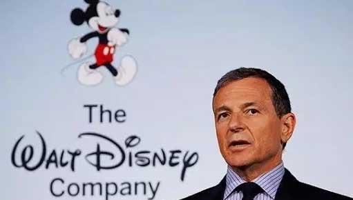 華特迪士尼公司董事長艾格