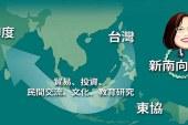 台灣中興大學教授陳牧民 : 新南向政策 擺脫大陸對台制約