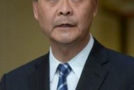 誰是下一屆香港特首?