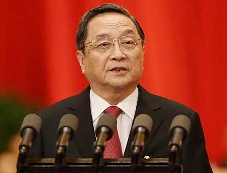江素惠寫信給全國政協主席俞正聲求助