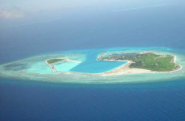 馬來西亞與中國對曾母暗沙存在爭議