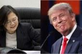 「川蔡通話」絕非臨時起意,特朗普對中國開了第一槍