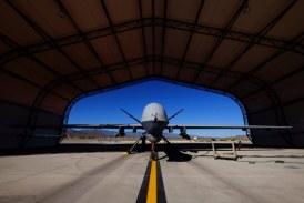 無人機作為武器 人類戰爭進入新時代