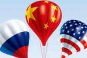 中美俄三角關係  俄羅斯被邊緣化