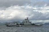 遼寧號抵港《超訊》獨家視頻