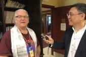 Mr Dan Moscrip:噶瑪巴給我的能量傳遞