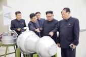 朝鮮以核武向美國賭生死