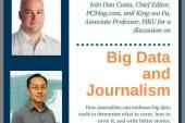 Dan Costa和傅景華對談:大數據如何擁抱新聞