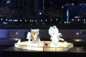 首爾清溪川冬奧氣氛熾熱迎遊客