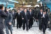 南韓冬奧運外交推動雙暫停