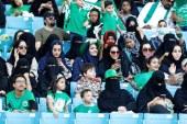 沙特開女性維權之先