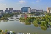 靖江滿園春色 城市就是公園