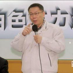台灣「白色力量」的崛起