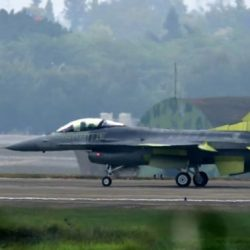 首批4架升級版F16V戰斗機生鏽  美台雙方「相当震驚」
