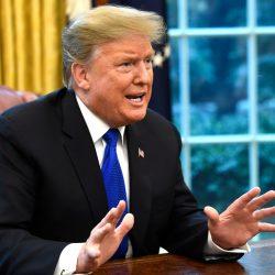 特朗普預測貿易戰很快結束 稱華為非常危險