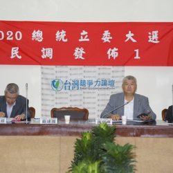 謝明輝:2020大選起跑   韓國瑜一馬當先