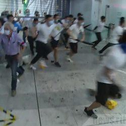 西鐵元朗站襲擊事件 升至45人傷1人危殆5人嚴重  警未做拘捕行动