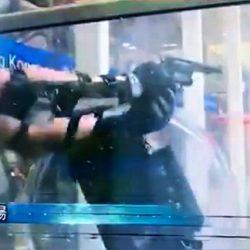 拔槍、禁令,以法止暴護香港