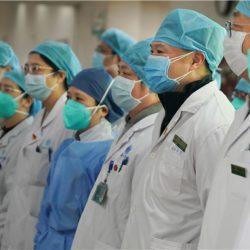 上海等地醫務系統接指令 馳援香港抗疫整裝待發