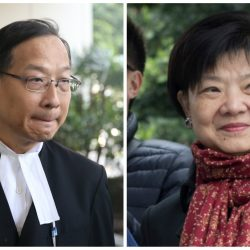 手足對壘,正邪相爭,香港將上演年度司法大決戰